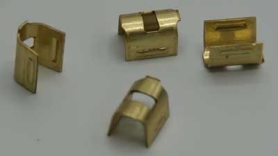 Messing-Clip (1 Stück)