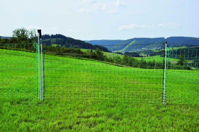 Tor für Euronetze 120 cm breit