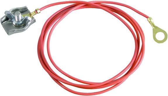 Zaunanschlusskabel Seil