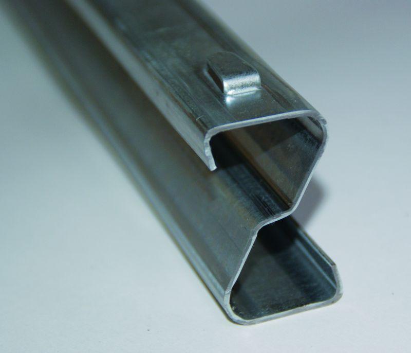 Z-Profil Stahlpfahl