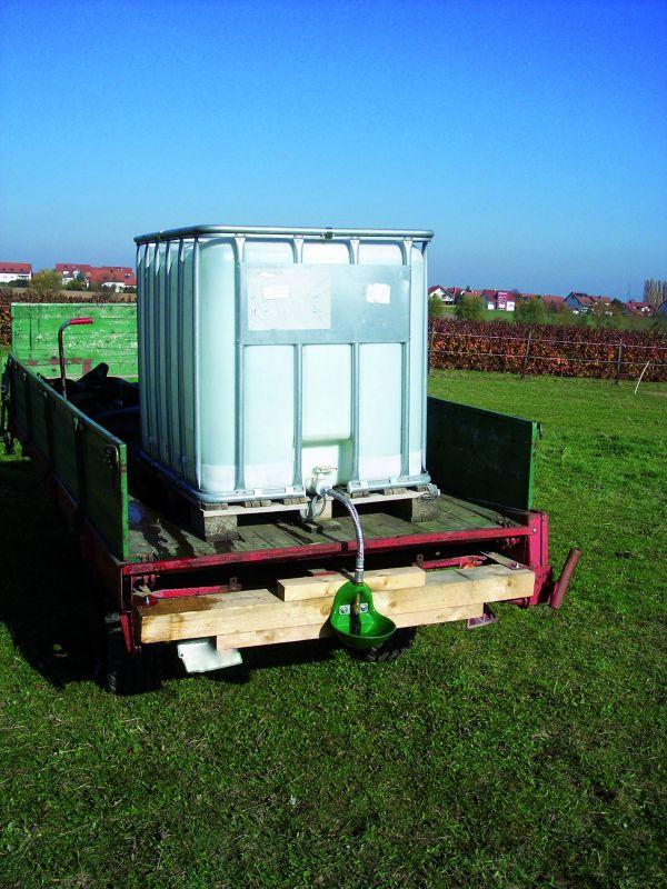 Anschluss-Set für IBC Container