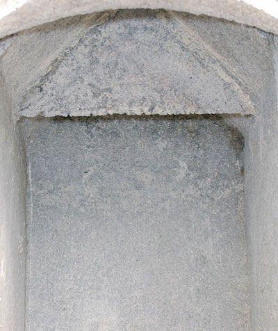 Flugloch:  30 x 45 mm