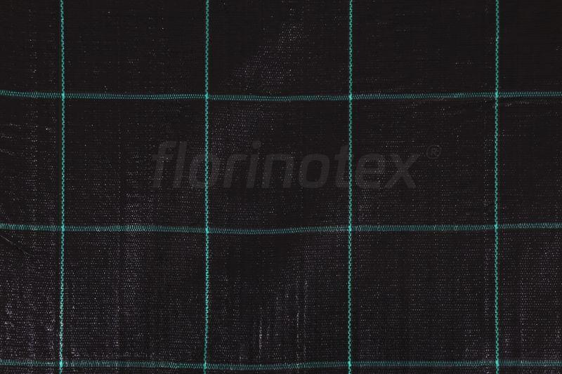 Florinotex-Bodengewebe - grüne Markierungsstreifen