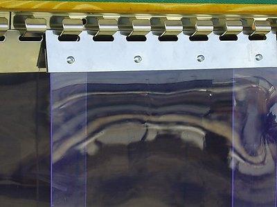 PVC-Lamellen 30 cm x 3 mm