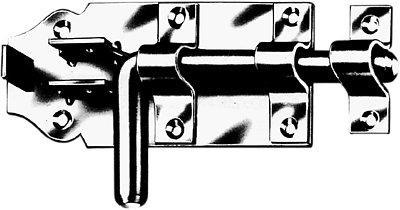 Grendelriegel (Bolzenriegel)