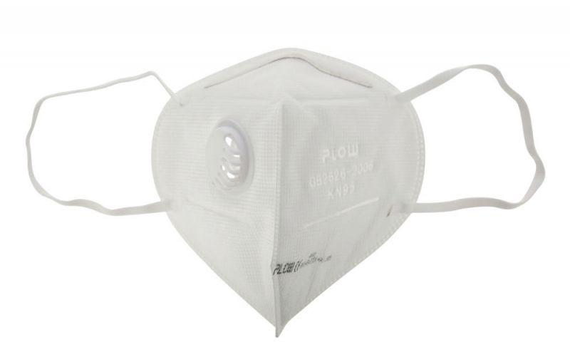 Faltmaske mit Ventil FFP2/KN95