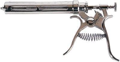 Roux-Revolver-Spritze