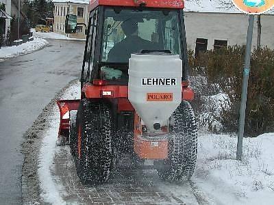 12 V-Streuer Lehner Polaro 110