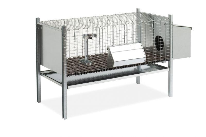 Kaninchenhaltung bei Siepmann.net