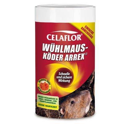 Wühlmaus-Köder Arrex 250 g