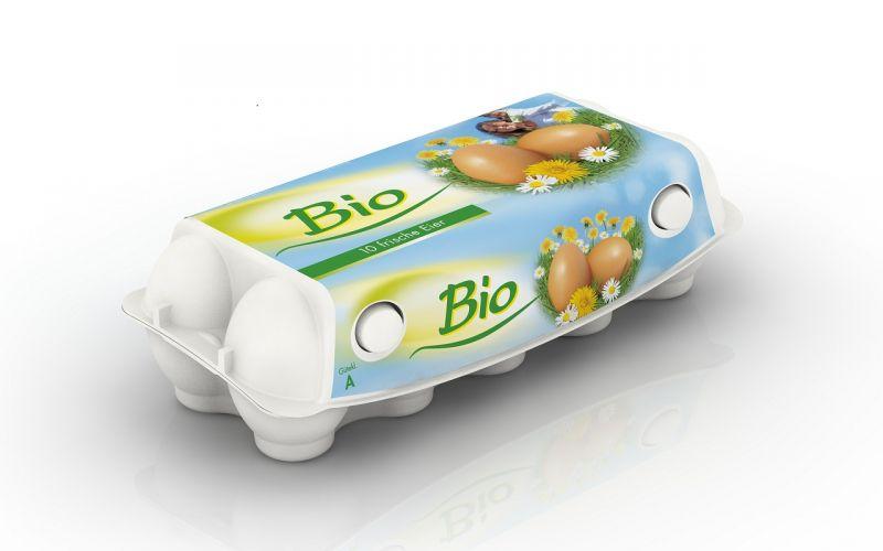 Eierverpackung BIO E 9910