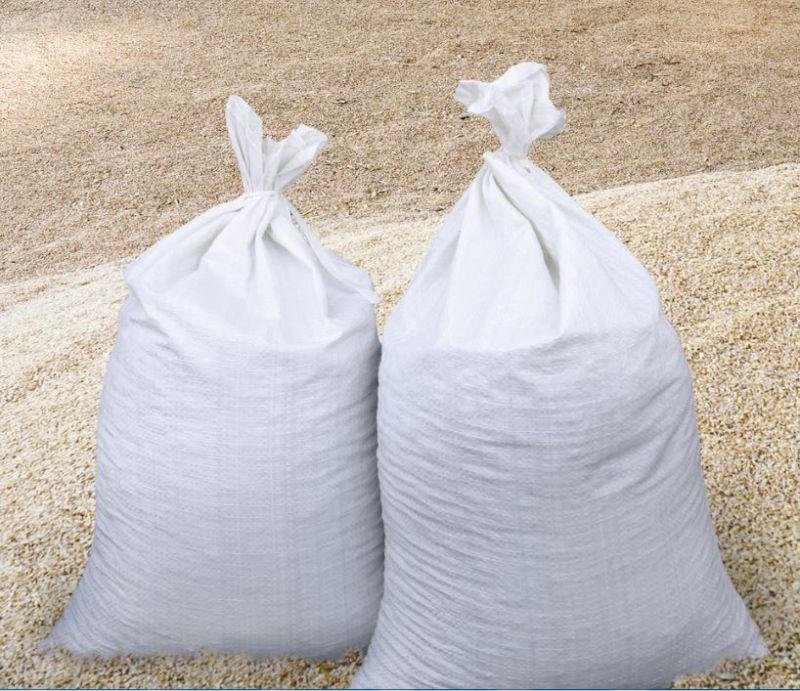 10 Stück PP-Bändchengewebe Getreidesäcke Säcke 50 Kg fassend 60 x 105 cm Neu!