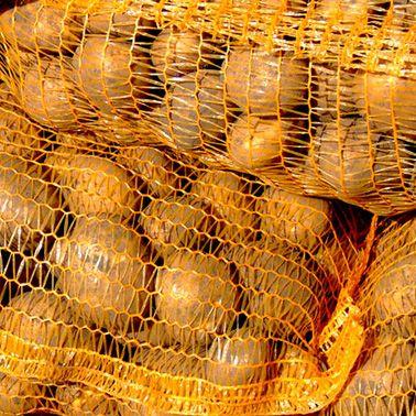 Kartoffel-Raschelsäcke 25 kg