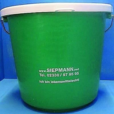 Beliebt Eimer mit Deckel 12 L bei Siepmann.net FC52