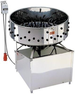Rupfmaschine Edelstahl