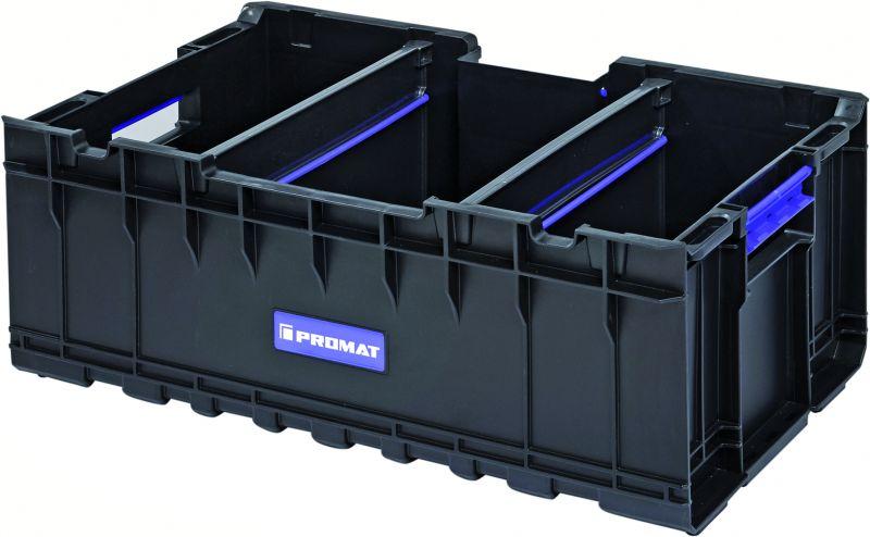Werkzeugkoffer 25l ohne Deckel