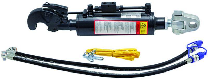Hydraulischer Oberlenker Kat 2 mit Fanghaken 2 Hydraulikschlauch//Hydraulisch#