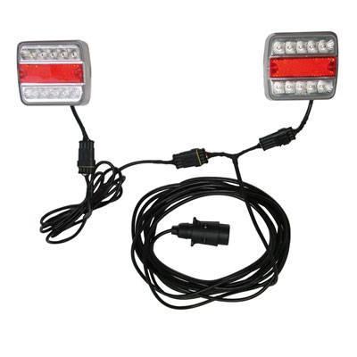 LED Vierfunktions-Anhängerleuchten Set bei siepmann.net