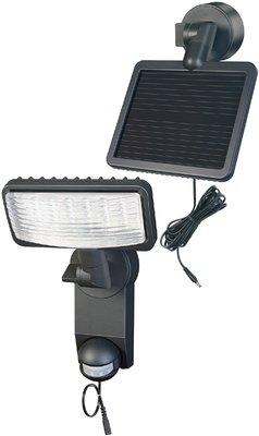 solar led strahler premium mit infrarot bewegungsmelder. Black Bedroom Furniture Sets. Home Design Ideas