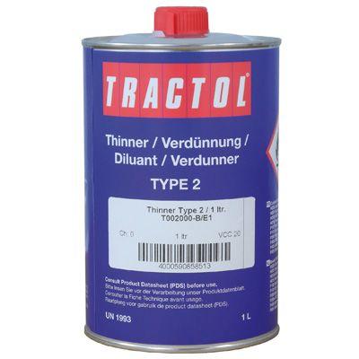 Wilckens TRACTOL-Verdünnung 1 Liter