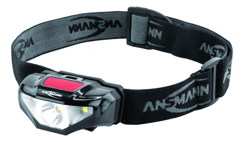 LED-Stirnlampe Ansmann  3 Watt