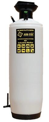 Druckfüllbehälter für Reifendichtgel