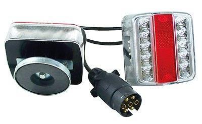 LED Vierfunktions-Anhängerleuchten Set