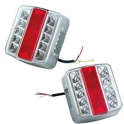 LED Vierfunktions-Anhängerrückleuchte