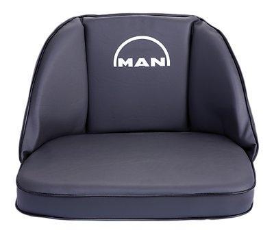 Sitzkissen mit Prägung