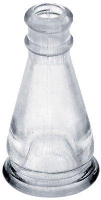 Schauglas für Zitzengummi
