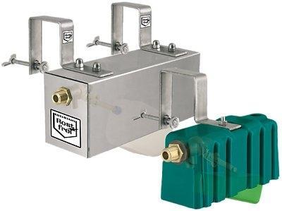 Autotanker - Einhängeschwimmerventile mit Schutzgehäuse