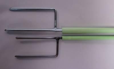 Ersatzpfahl 106 cm mit Doppelspitze