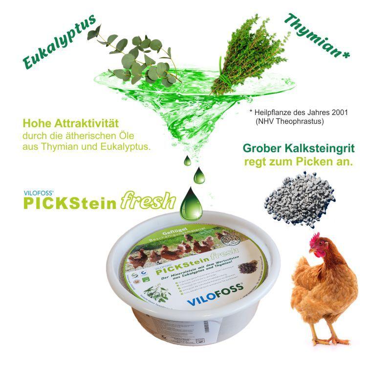 """Pickstein """"fresh"""" 10kg"""