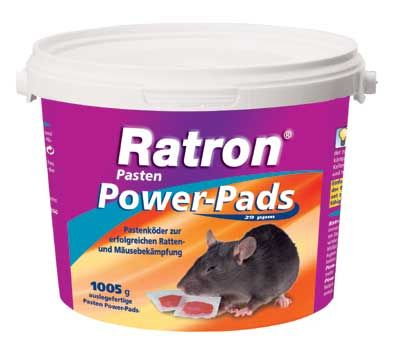 Ratron Power-Pads 1005 g