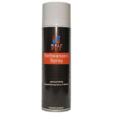 Bettwanzen-Spray  400 ml