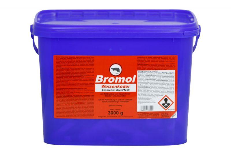 Bromol Weizenköder 3 kg