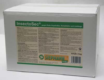 2 kg Beutel  InsectoSec