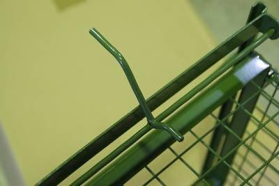 Kastenfalle aus verzinktem Draht