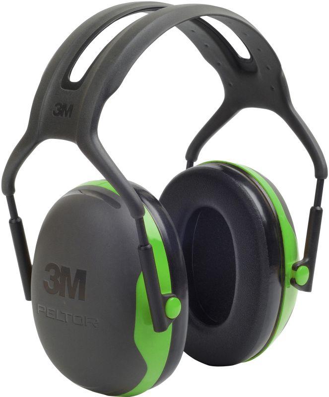 3M™Peltor™ X1 Kapselgehörschützer mit Kopfbügel
