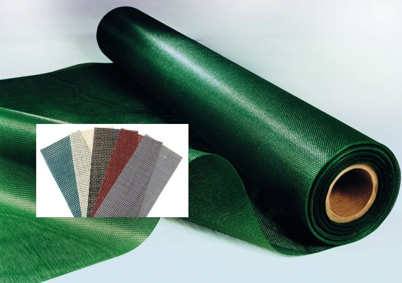 Windschutznetz grün und Farbvarianten