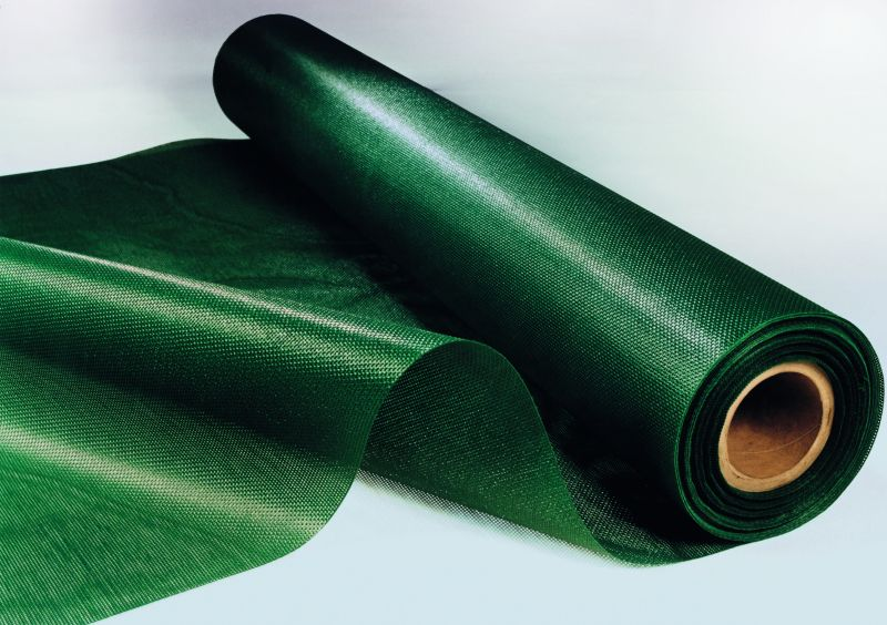 Windschutznetz Rolle grün