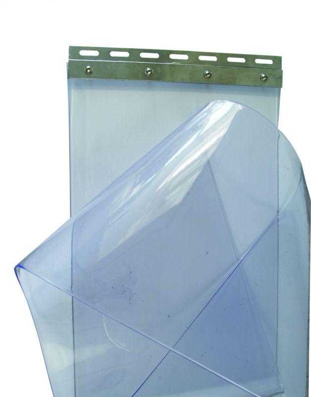 PVC-Lamellenstreifen 223x30 cm, 3 mm stark