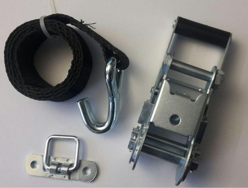 Spann-Set für Schiebevorhang