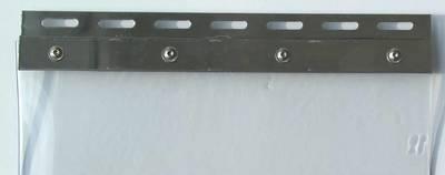 Lamellenstreifen mit Pendelblech 30 cm breit