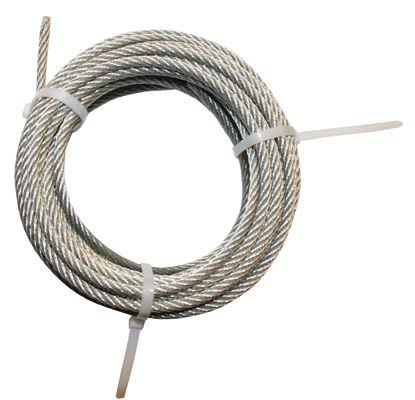 Drahtseil 10 m, Ø 5 mm