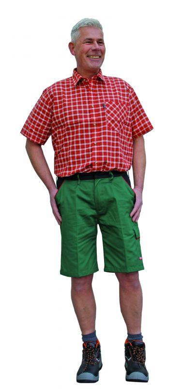Short Higline, grün