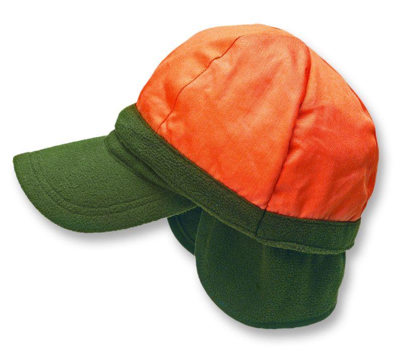 Wende-Fleece-Cap