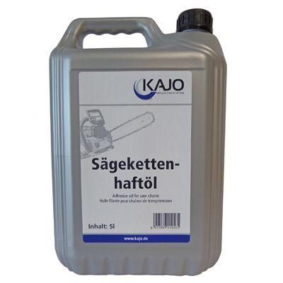 Sägekettenöl  5 Liter
