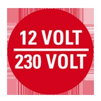 12 / 230 Volt