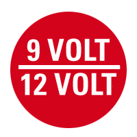 9 / 12 Volt